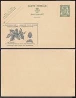 Belgique - Entier Postal Sur  Carte Postale Décorée  Neuve - 35 Cts........... (DD) DC-7570 - Postwaardestukken