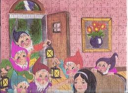 "Puzzle ""Blanche Neige"" 300p - Autres Collections"