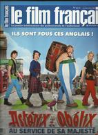 LE FILM FRANCAIS ASTERIX ET OBELIX AU SERVICE DE SA MAJESTE MARS 2012 N°3470. - Cinéma/Télévision