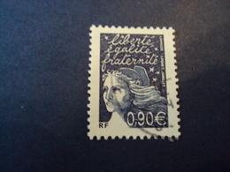 "1997-2004 -  Oblitéré N° 3573    "" MARIANNE   De LUQUET , 0.90 E ""  Net   0.50 - 1997-04 Marianne (14. Juli)"
