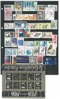 Année Complète 1986 - 59 Timbres Neufs Sans Charnières Ni Traces - Yvert N° 2393 à 2451 - France