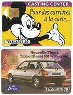 L16j) 2 Télécartes (50) France 1991 - France