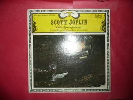 LP33 N°3978 - SCOTT JOPLIN - BLP 1014Q - UN DES FONDATEURS DU RAGTIME - TRES COOL POUR CEUX QUI AIME LE VIEUX SON - Jazz