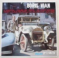 Boris Vian, Le Deserteur, Vinyle LP 33 Tours Philips Stéréo 6325182 - Vinyles