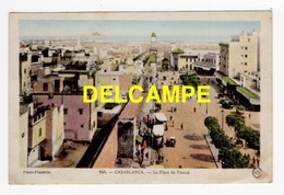 DF / MAROC / CASABLANCA / LA PLACE DE FRANCE - Casablanca