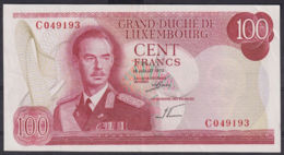 Ref. 2940-3363 - BIN LUXEMBOURG . 1970. LUXEMBOURG 100 FRANCS 1970 - Luxembourg