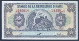 Ref. 2860-3283 - BIN HAITI . 1992. HAITI 2 GOURDES 1992 - Haiti