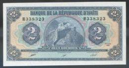 Ref. 2846-3269 - BIN HAITI . 1990. HAITI 2 GOURDES 1990 - Haiti