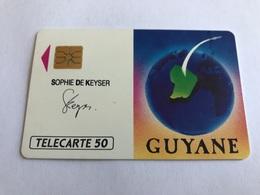 4:376 - Guyane - Antilles (French)