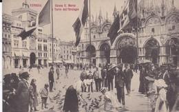 CPA VENEZIA CHIESA S MARCO E TORRE DELL' OROLIOGIO (EGLISE SAN MARCO) - Venezia (Venice)