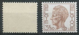 D - [204650]TB//**/Mnh-S64P2, 3F50 Brun Clair (B), Papier Blanc, Gomme Des Années 70 - Service