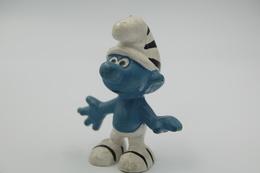 Smurfs Nr 20010#1 - *** - Stroumph - Smurf - Schleich - Peyo - Jail - Smurfs