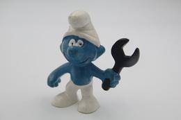 Smurfs Nr 20012#3 - *** - Stroumph - Smurf - Schleich - Peyo - Wrench - Schtroumpfs