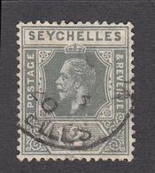 Seychelles 1917  12c    SG86    Used - Seychelles (...-1976)