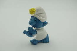 Smurfs Nr 20021#1 - *** - Stroumph - Smurf - Schleich - Peyo - Schtroumpfs (Los Pitufos)