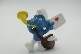 Smurfs Nr 20031#1 - *** - Stroumph - Smurf - Schleich - Peyo - Christmas - Smurfs