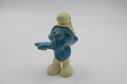 Smurfs Nr 20011#1 - *** - Stroumph - Smurf - Schleich - Peyo - Schtroumpfs (Los Pitufos)
