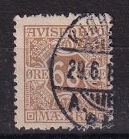 Denmark 1907, Porto Minr 7x Vfu. Cv 30 Euro - Port Dû (Taxe)
