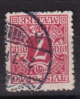 Denmark 1907, Porto Minr 3x Vfu. INVERTED WATERMARK - Port Dû (Taxe)