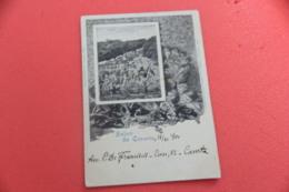 Caserta Saluti Tipo Gruss 1900 Ed. Schaar Molto Bella - Caserta