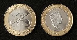 Gibraltar 2 Pounds 2019 - Gibraltar