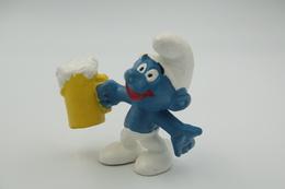 Smurfs Nr 20078#1 - *** - Stroumph - Smurf - Schleich - Peyo - Beer - Schtroumpfs (Los Pitufos)