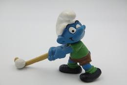 Smurfs Nr 20133#7 - *** - Stroumph - Smurf - Schleich - Peyo - Hockey - Schtroumpfs (Los Pitufos)