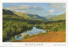 Scotland Glen Affric : Cachet Edinburgh 13/10/2014 - Ohne Zuordnung