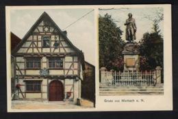 DF2356 - BADEN WURT - MARBACH A. N. - Marbach