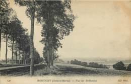 77 - LESCHES - MONTIGNY - Vue Sur Trilbardou - France