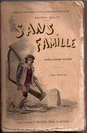 Sans Famille Par Hector Malot - Flammarion, 1916 - Illustrations : Loewitz - Livres, BD, Revues