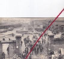 CP 62 -   BRUAY EN ARTOIS -   Sortie Des Ouvriers Des Ateliers Centraux Des Mines De BRUAY - France