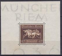Empire > 1933-1945 (IIIe Reich) Postfrisch N° 646**  (block N°4)       TB  (N° Katalog MICHEL) - Neufs