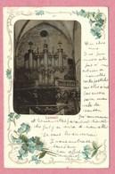 70 - LUXEUIL LES BAINS - Carte Illustrée - Orgues - Orgue - Orgel - Luxeuil Les Bains