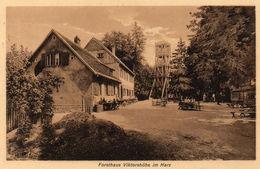 DC1259 - Forsthaus Viktorshöhe Im Harz - Chemnitz