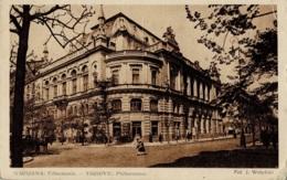 Warszawa Filharmonia - Pologne