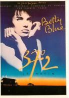 Cinema - Affiche De Film - 37°2 Le Matin - Betty Blue - Carte Neuve - CPM - Voir Scans Recto-Verso - Affiches Sur Carte