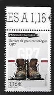 Andorre 2020 - GR7 - Sentier Grande Randonnée  ** - French Andorra