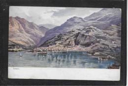 AK 0478  Perlberg , F. - Cattaro ( Mittelmeer ) / Künstlerkarte Um 1910-20 - Perlberg, F.