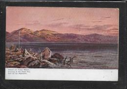 AK 0478  Perlberg , F.  - Abend Am Toten Meere ( Palästina ) / Künstlerkarte Um 1910-20 - Perlberg, F.