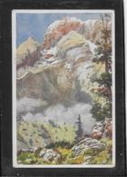 AK 0478  Hohe Gaisl Von Plätzwiese - Hochecker Künstlerkarte Um 1910 - Bolzano (Bozen)