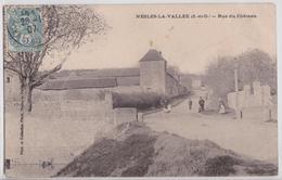 Nesles-la-Vallée - Rue Du Château - Nesles-la-Vallée