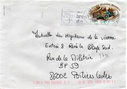 France N° 3796 Y. Et T. Hérault Béziers Flamme Illustrée Du 12/10/2005 - Marcophilie (Lettres)