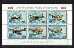 Super Bloc  Neuf - République Démocratique Du Congo (1964-71)