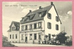67 - STRASBOURG MONTAGNE VERTE - GRUSS Vom RÖTTIG - ROETHIG - Wirtschaft Von August OSTER - Strasbourg