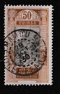 GUINEE YT 93 Oblitéré MAMOU 29 Oct 1930 - Usados