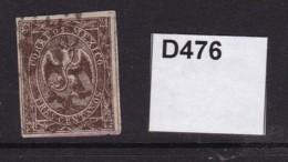 Mexico 1864 3c (cat £2250 If Genuine) - México