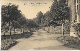 Melle   *  Melle-lez-Gand - Caritas  -  Abords De La Ferme - Melle