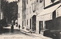 Rennes-les-Bains - La Grand' Rue - France