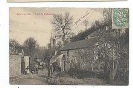 Auvers Sur Oise , Fond Du Valhermeil - Auvers Sur Oise